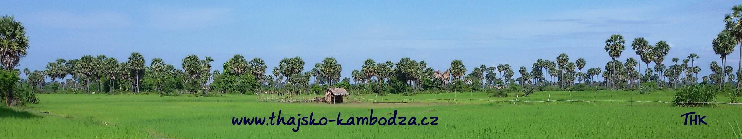 Thajsko a Kambodža