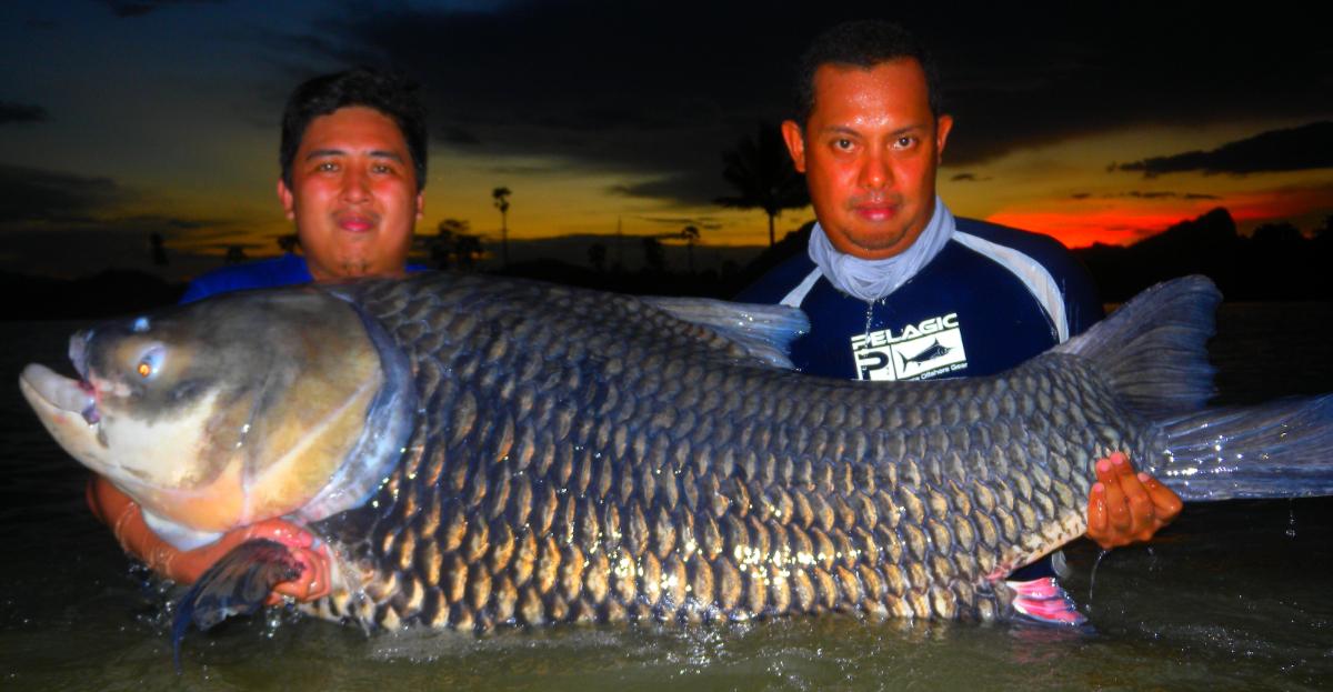Jurassic Fishing Park - Thailand
