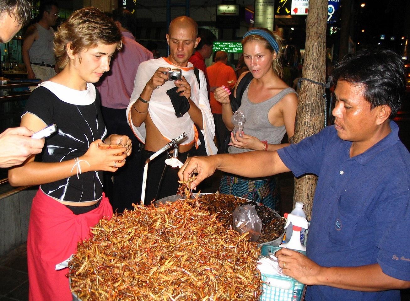 První ochutnávka Thajsko 2005