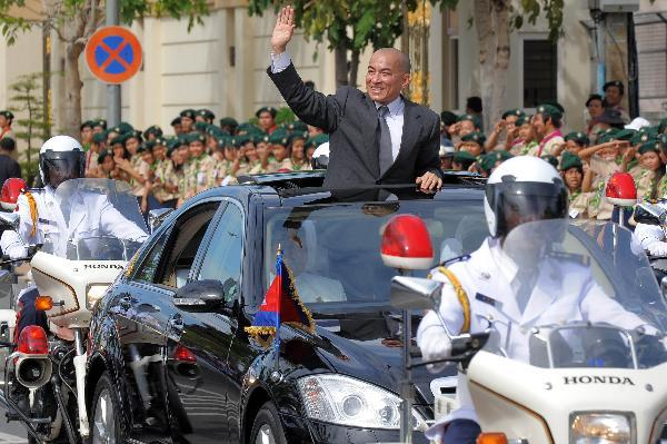 Kambodžský Král