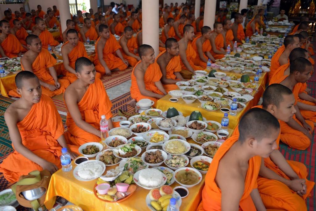 Svátek Boon Pchum Ben