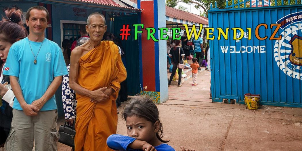 #FreeWendiCZ