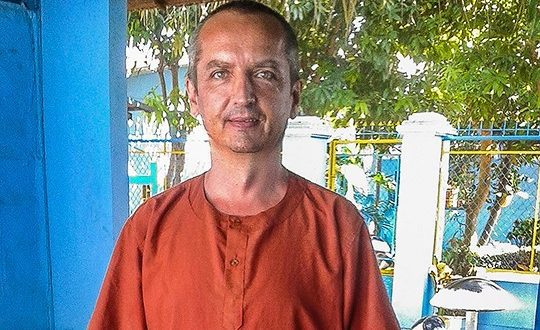 Dopisy z kambodžského vězení